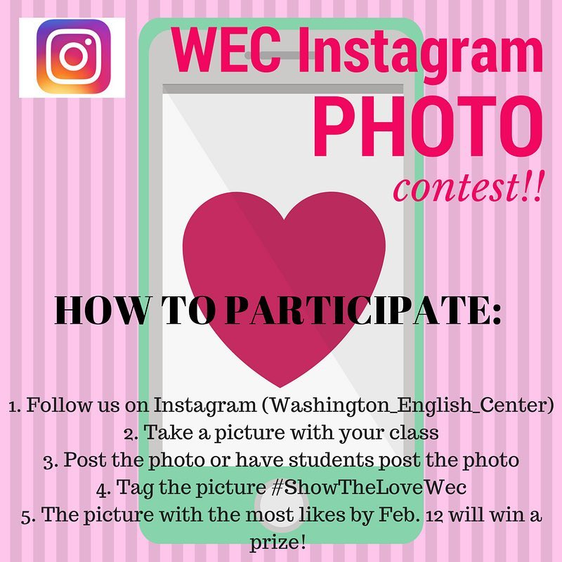 Who's going to win the contest? ❤️🍕💞🍕❤️ #ShowTheLoveWec